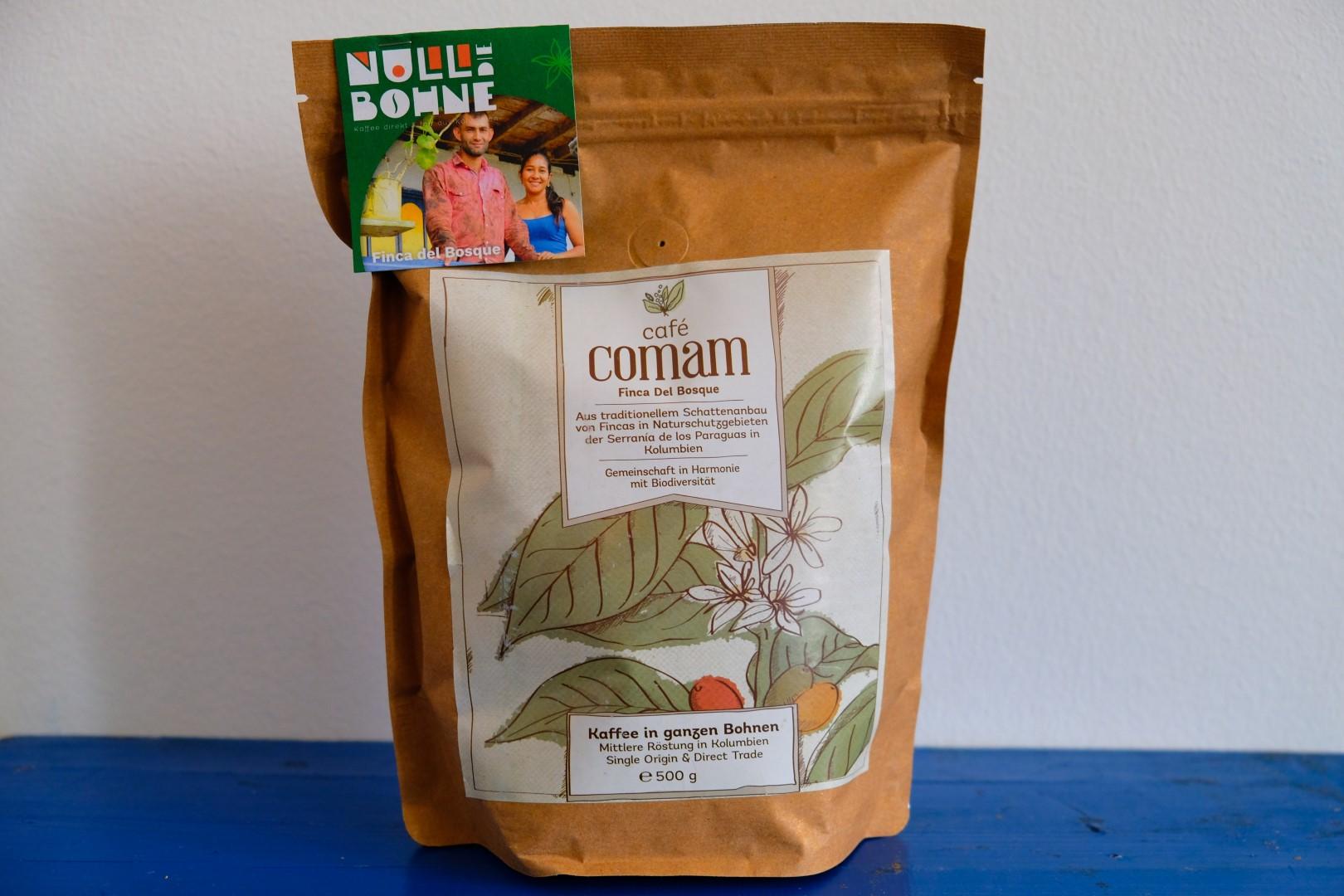 CAFÉ COMAM Finca del Bosque (#2)