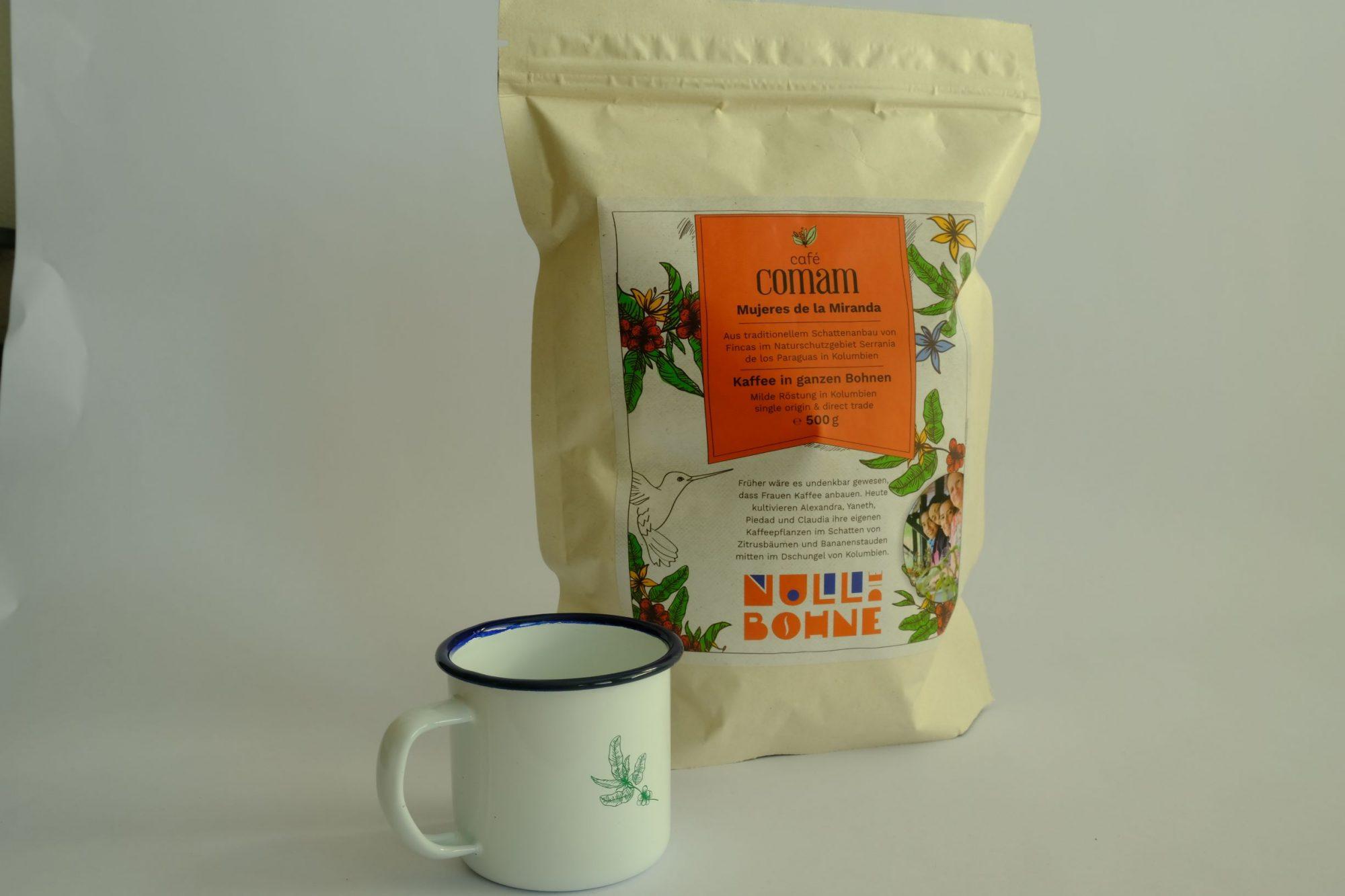 Kaffeehäferl im Retro-Style